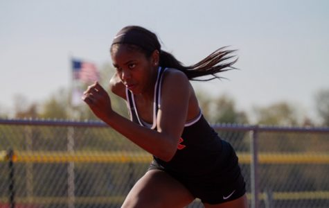 Drayton seeks to carry her skills and competitive spirit over to the Georgetown track next spring.
