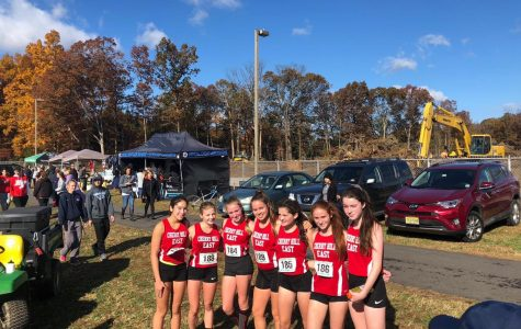 Girls' cross country continues to flourish at Sectionals