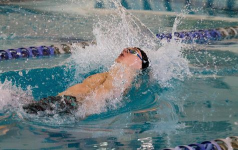 In his nearly decade-long involvement in competitive swimming,  Watson has won several awards, including four all-conference titles.