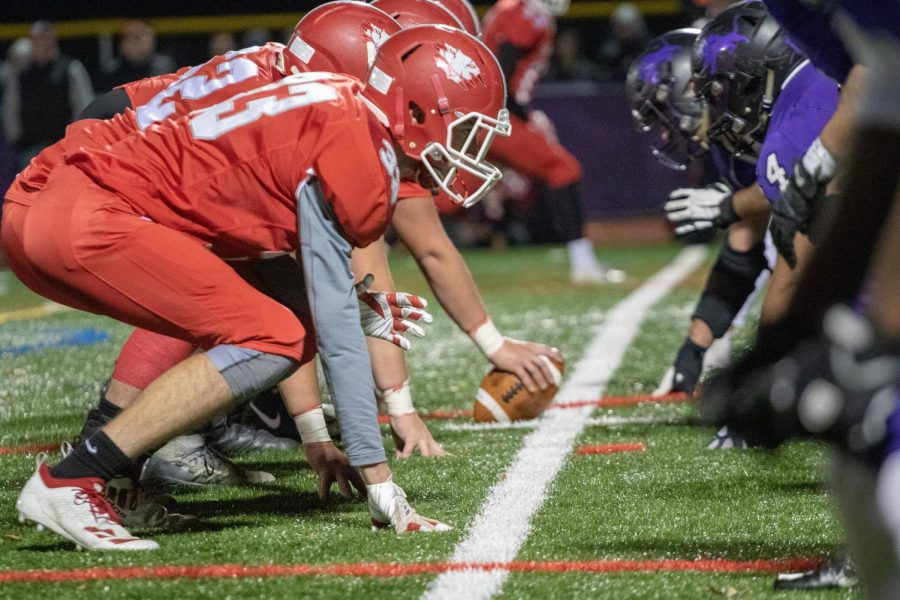 Cherry Hill West's Football team ended victorious in the annual homecoming game.