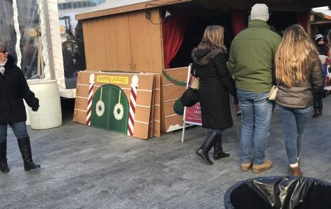 Christmas Village at LOVE Park is ready for the holiday season