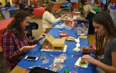 East clubs spread holiday spirit through service