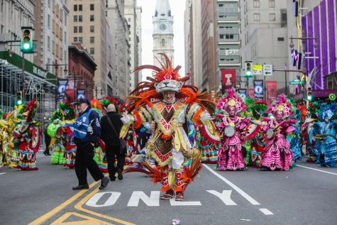 Long-held traditions of Mummers Parade alive and well
