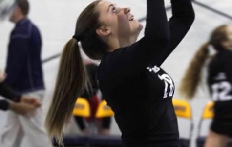 Emily Lass ('19) commits to Wilkes University for Volleyball
