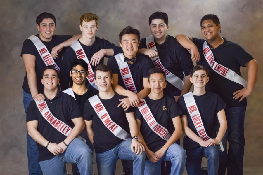 Let's meet the contestants for Mr. East 2019!