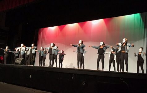 The African American Culture Society danced to show a different side of their culture.