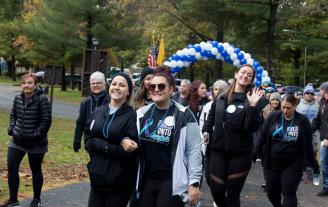 Walk to fight suicide will occur this Sunday