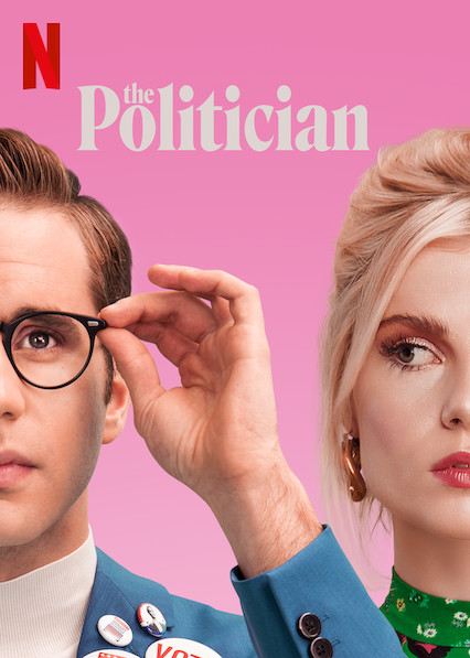 The Politician is a TV series that is brand new to Netflix.