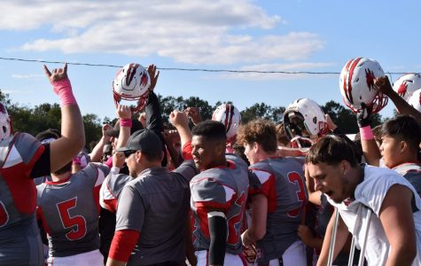 Cougars rout the Princeton Tigers  48-0 on the gridiron in a thrilling first win
