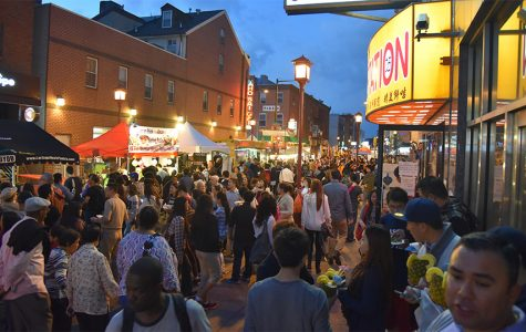 The YeShi Chinatown Night Market shows tastes, sights and sounds of Chinatown in Philadelphia