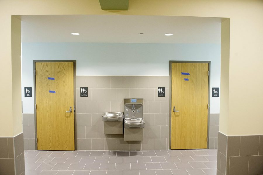 East administration introduces new bathroom policy