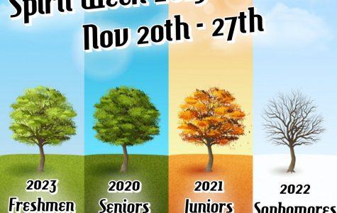 Class of 2023 President Gina Liu looks forward to class's first spirit week