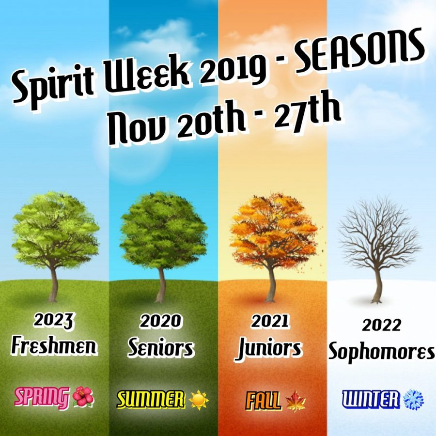 Class of 2023 President Gina Liu looks forward to class's first spirit week