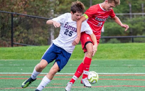 Eddie Grant ('20) commits to Lafayette College for soccer