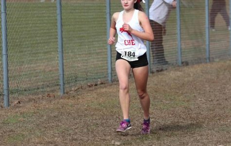 Aliza Kotzen ('20) cannot wait to further her running career at the United States Coast Guard Academy.
