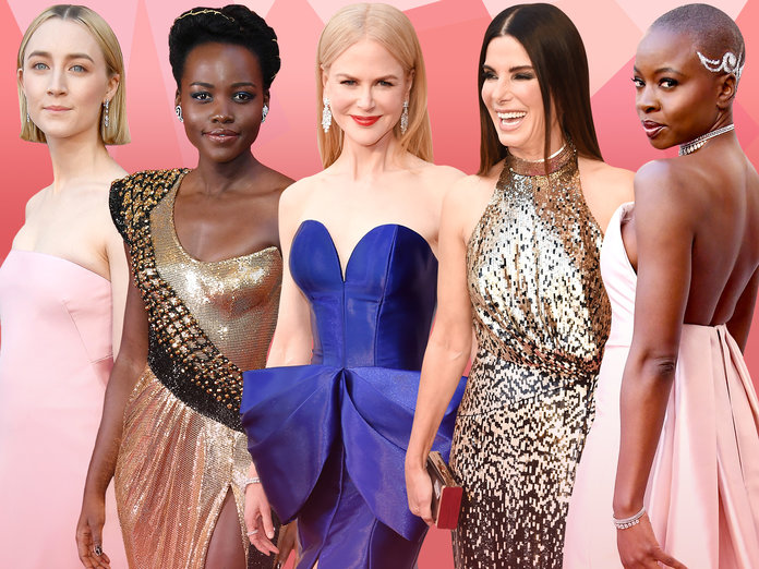 Fashion plays a major part in The Oscars