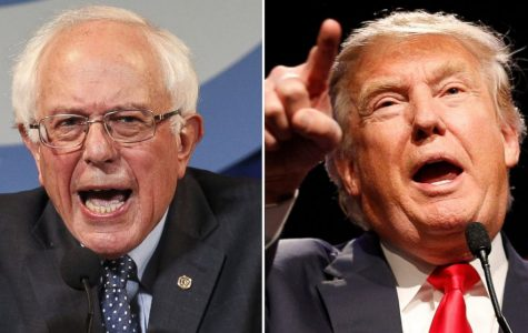 Bernie Sanders rides high in new Eastside Poll, while Donald Trump's numbers fall.