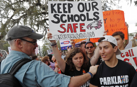 Students around the world work hard to prevent school shootings.