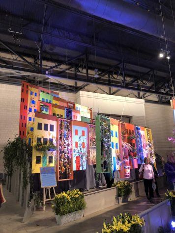 My experience at the Philadelphia Flower Show 2020