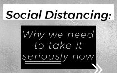 "COLUMN: Why it's time to take this whole ""social distancing"" thing for real"