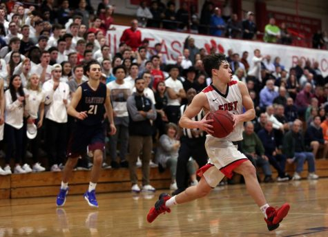Cherry Hill East advances past Eastern with 66-54 win.