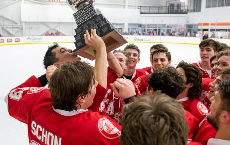 PHOTOS: East Ice Hockey Captures their 4th Consecutive SJHSHL Title
