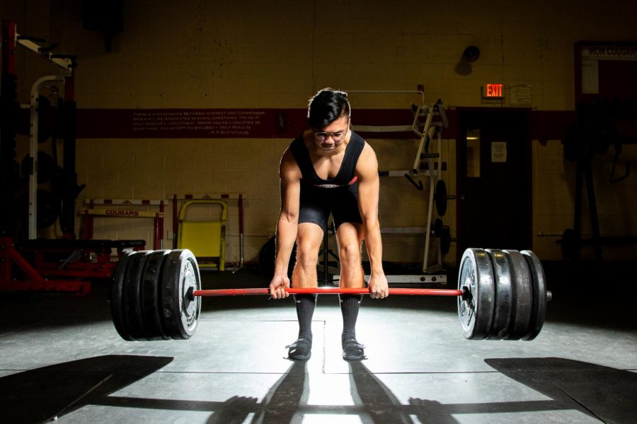 Christian Torres ('20) remarkably breaks state record in deadlift