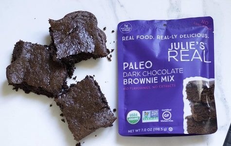 Julie's Real Paleo Dark Chocolate Brownie Mix
