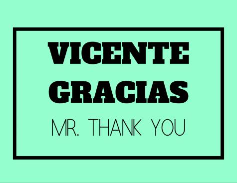 Mr. Thank You (Vicente Gracias)
