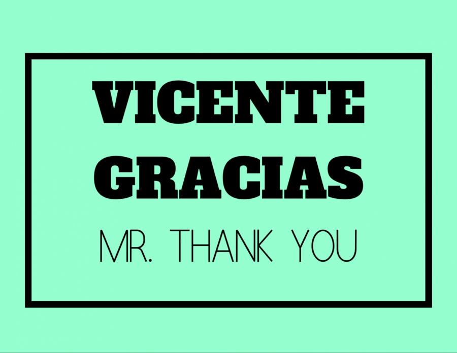 Mr. Thank You (Vicente Gracias)