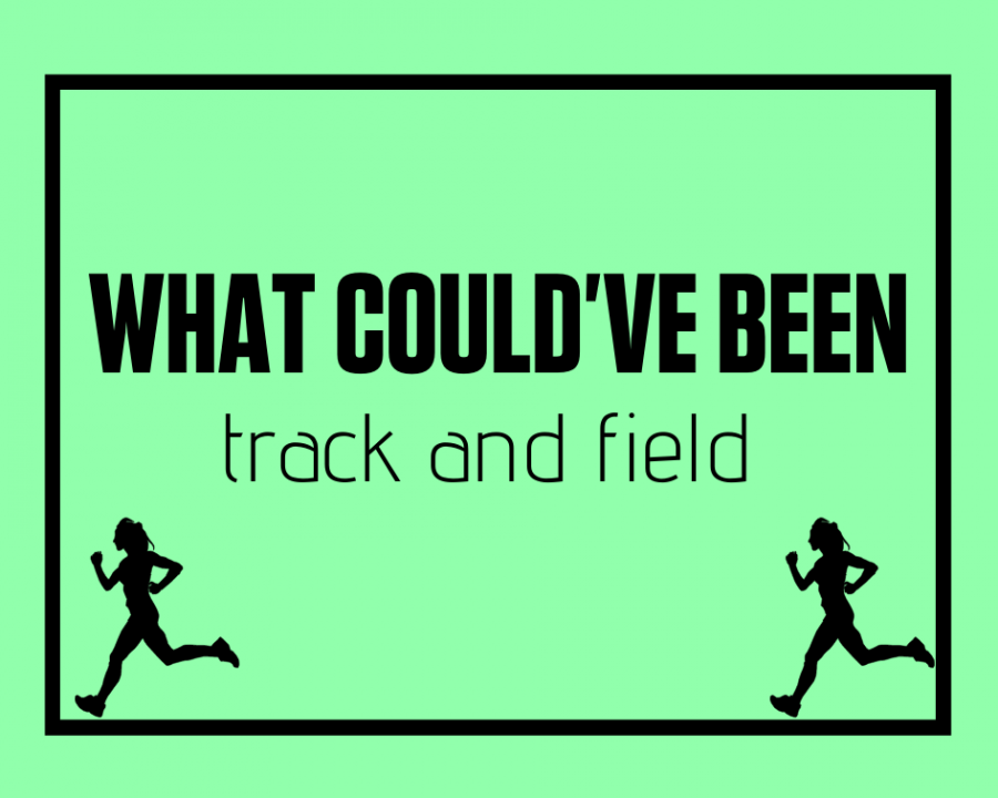 Track and Field athletes look back at