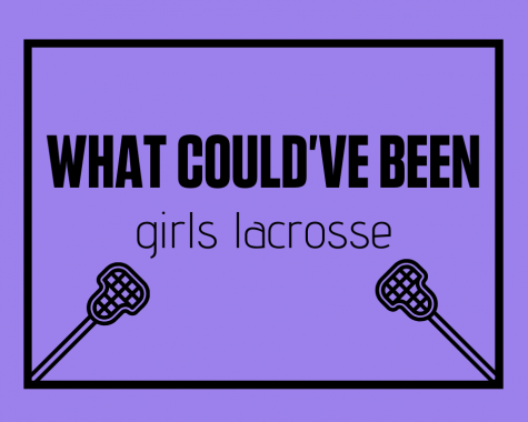 "Athletes from the girls lacrosse team look back at ""what could"