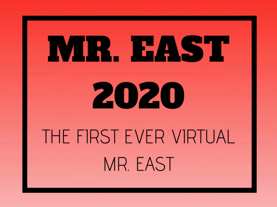 The 2020 Mr. East contestants cannot wait to show off their acts for the first ever virtual Mr. East competition.