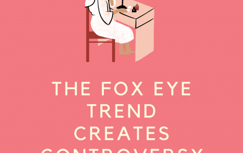 The fox eye trend sparks controversy amongst Asian Americans.