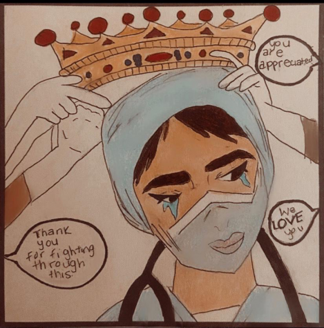 COMIC: Nurses Risking Their Lives for Us