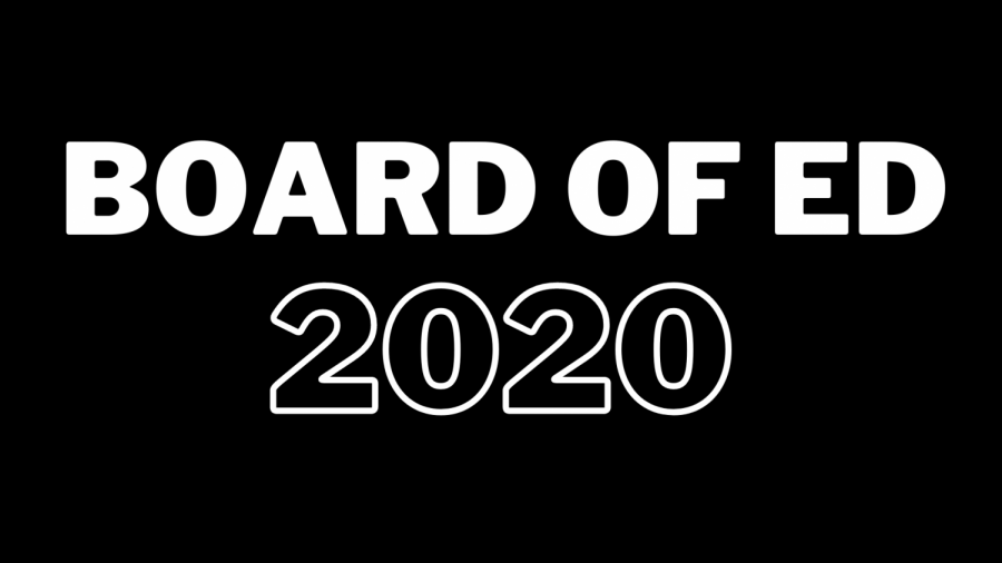 Read on to learn more about the 2020 candidates for the Board of Education.
