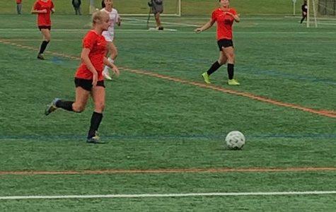Cherry Hill East Girls Varsity Soccer endure 3-5 loss to Cherokee on Wednesday
