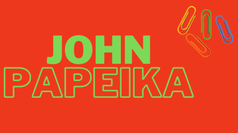 John Papeika is one of the 2020 Board of Education candidates.