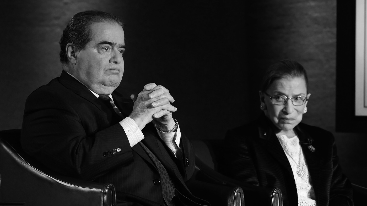 RBG and Scalia: Learning from their Friendship