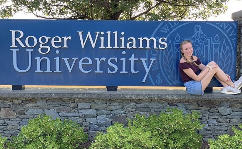 Tabatha DiDonato ('21) commits to Roger Williams University.