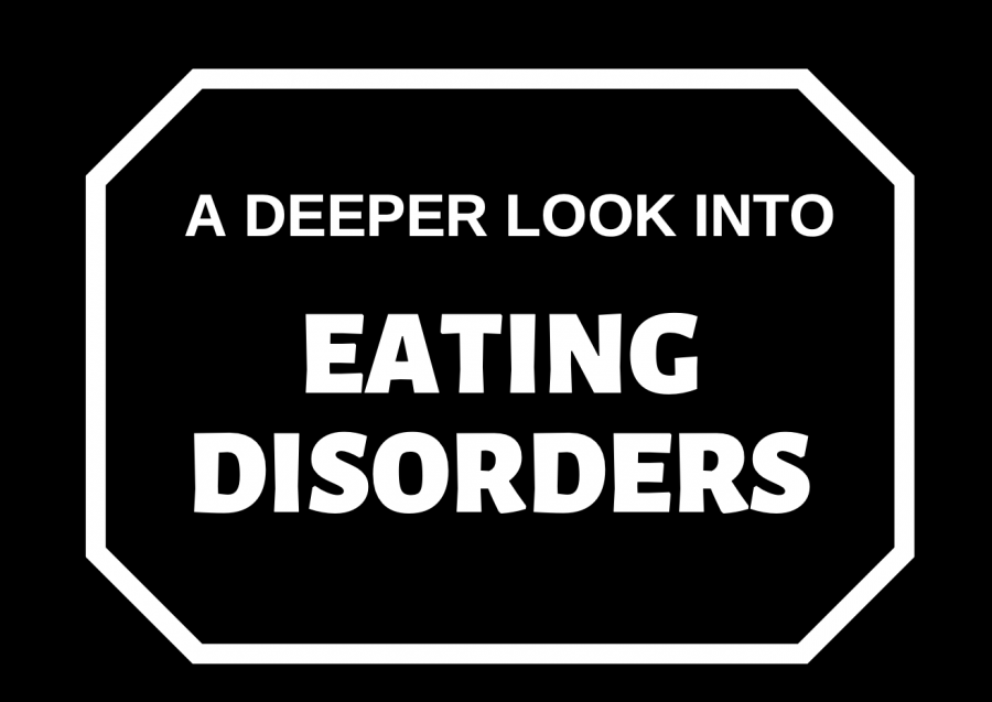 Eating disorders are very severe and impact thousands of people everyday.