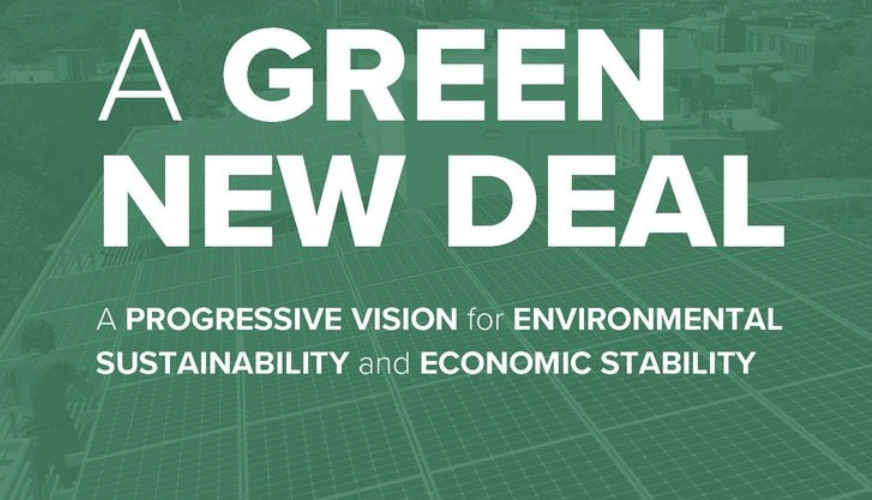 The Green New Deal intends to combat climate change and improve global warming, but many argue that implementing the plan isn't feasible as it will cost the nation over 1 trillion dollars.