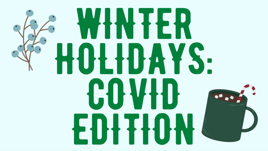 Winter Holidays 2020 (COVID-19 Edition)