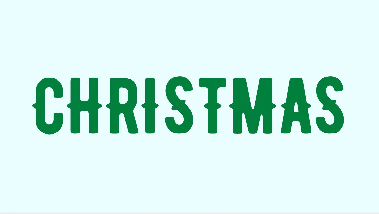 My Christmas Tradition