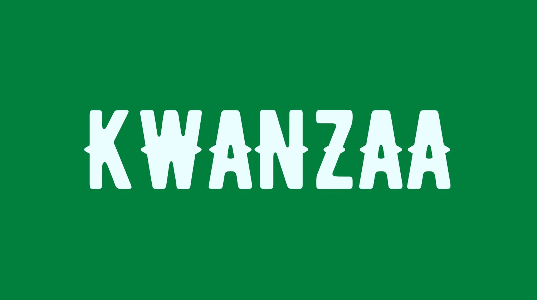Kwanzaa in 2020