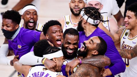 The Los Angeles Lakers won the NBA Finals last season, and they