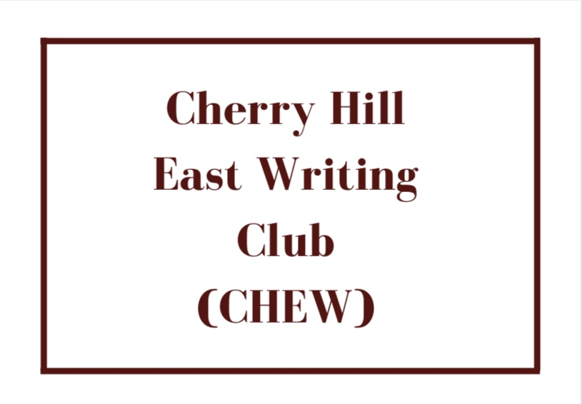 The Writing Club is brand new to Cherry Hill East.