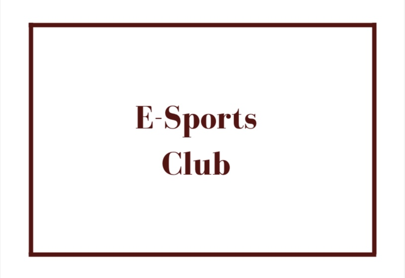 The E-Sports Club is brand new to Cherry Hill East.