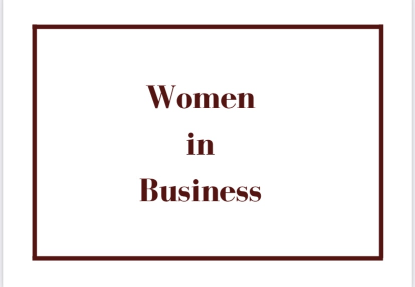 Women in Business is a brand new club at Cherry Hill East.