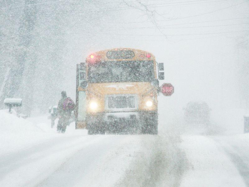 Before the pandemic, snow meant a possibility that there was no school for the day. But does the implementation of virtual learning spell the end of snow days?